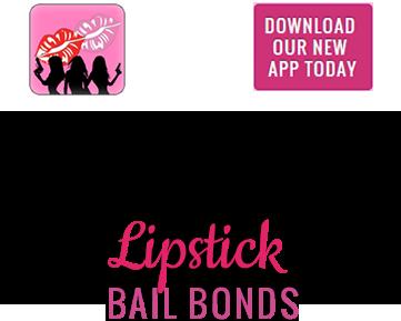 lipstick bail bonds app